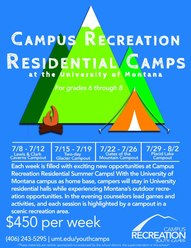 SP19-ResidentialCamps-Flyer with disclaimer